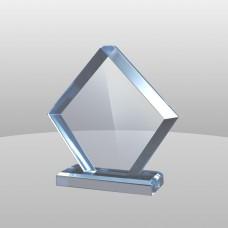 818 Diamond Shape Acrylic